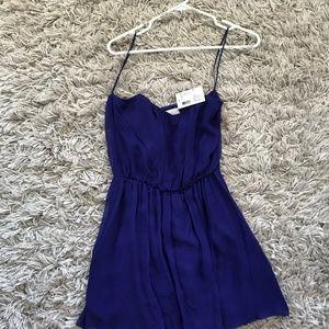 Mason Strapless Dress